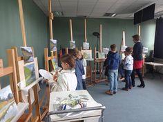 Kinderkurs Michelangelo (6-9 Jahre) #academyoffineartbadhomburg #malen #badhomburg #zeichnen #Kunstschule
