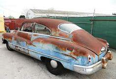 1949 Buick Torpedo Back