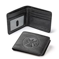Marvel's Agents of S.H.I.E.L.D. RFID Blocking Wallet   ThinkGeek