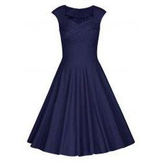 #trendsgal.com - #Trendsgal Sweetheart Neck Pin Up Party Dress - AdoreWe.com