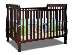 AFG International Furniture Athena Naomi 4-in-1 Convertible Crib & Reviews | Wayfair $170