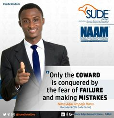 NAAM™ - #Wisdom for #Success!  This is SUDE™ Wisdom.  #NAAM #SudeGlobal #SudeWisdom
