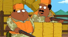 FOX Broadcasting Company - The Cleveland Show TV Show - The Cleveland Show TV Series - The Cleveland Show Episode Guide