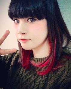 WEBSTA @ nonchan.neko72 - ついにピンク入れたぜ〜〜😎✨#セルフカラー #インナーカラー #インナーカラーピンク #マニックパニック #クレオローズ #LiSAちゃんになりたい #selfie #オシャレさんと繋がりたい