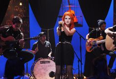 Paramore perform on 'MTV Unplugged. Mtv Unplugged, Paramore, Photo Galleries, Love You, Concert, Gallery, Music, Artist, Life