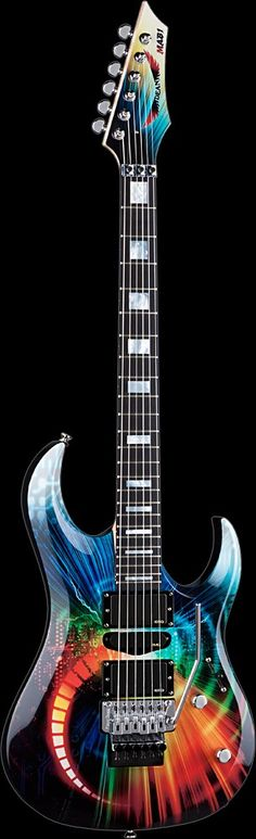 Dean Guitars Michael Angelo Batio Speed of Light Electric Guitar #MAB…