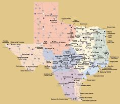 Texas State Parks would be one way I can visit some of those places in TX we never made it to.