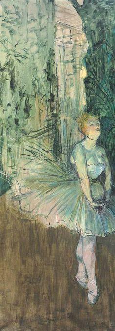 Henri de Toulouse-Lautrec (1864-1901) | Danseuse | Christie's