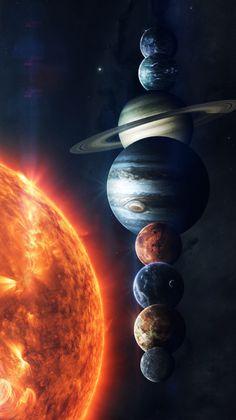 Jupiter Wallpaper, Wallpaper Earth, Planets Wallpaper, Wallpaper Space, Nature Wallpaper, Galaxy Wallpaper, Space Planets, Space And Astronomy, Space Saturn