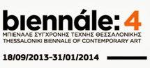 Die 4. Biennale für zeitgenössische Kunst in Thessaloniki