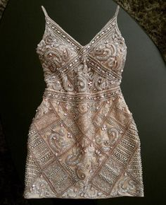 Bougie sequin strap Dress