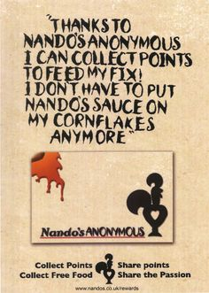 nandos ad online dating