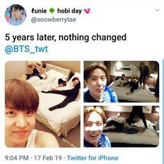 I hope this continues for the rest of my life too Bts Namjoon, Bts Bangtan Boy, Bts Boys, Jimin, Jhope, Hoseok, Btob, Vixx, Jikook