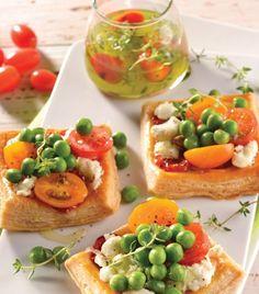 """""""Tartas de verduras con queso"""" ¡Sencillas, nutritivas y deliciosas!"""