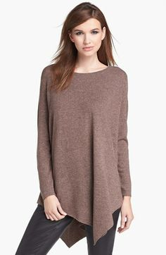 finding cute sweaters is so difficult this year. Joie 'Tambrel' Asymmetrical Sweater Tunic | Nordstrom
