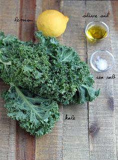 How to Make Massaged Kale Salad - Massaging raw kale transforms it from a tough, somewhat bitter leaf into a sweet, delicate salad. And it only takes a few minutes!