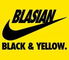 Blasian: Black and Yellow