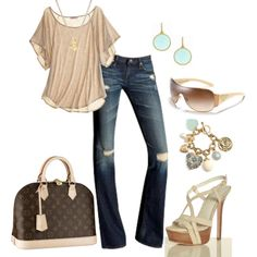 """Casual"" by verydefinitely on Polyvore"