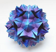 Origami Maniacs: Kusudamas