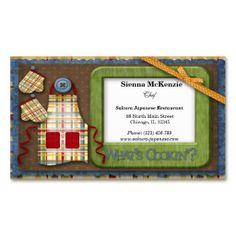 Sold this #apron business card to Japan. thanks for you who purchased it.