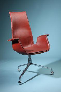 Tulip Chair (Fabricius & Jörgen Kastholm for Kill)