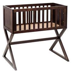 Amazon.com : babyletto Bowery Bassinet, Espresso : Baby Bassinets : Baby
