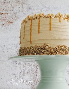 Pecan Pie Bake Cake Yum! I would love to learn how to bake this!