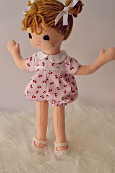 Baby Doll with Wardrobe