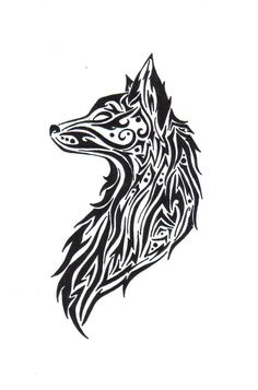 Pin by melissa bennett on tattoo ideas wolf tattoos, tribal wolf, tribal ta Wolf Tattoos, Tribal Tattoos, Tribal Drawings, Tattoo Drawings, Body Art Tattoos, Art Drawings, Celtic Tattoos, Sleeve Tattoos, Tribal Lobo