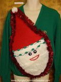 �Cheap Ugly Christmas Sweater #holiday #sweaters #funny  #udderlysmooth