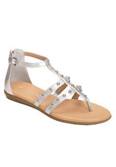 bddddcb5d66 Social Chlub Sandals by Aerosoles - Wide Width Women s