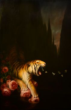 Nocturne - Martin Wittfooth
