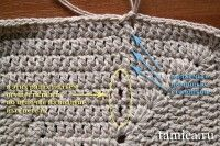 Comparison of methods for lifting the next row Irish Crochet, Crochet Yarn, Knit Patterns, Crochet Projects, Projects To Try, Blanket, Knitting, Crochet Basics, Pretty