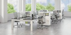 Senetics - benching and desking seating options for office seating Honolulu, HI Reception Furniture, Office Furniture, Office Desk, Online Architecture, Architecture Design, Office Seating, Open Plan, Bench, Dining Table
