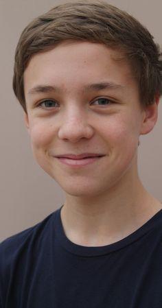 Oscar Kennedy cast as the 16 year old William Grey aka Lord John Grey in Outlander