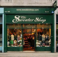 The Sweater Shop | Quality Irish Wool Apparel | Irish Sweaters | Aran Sweaters | Irish Knitwear - Nassau Street Dublin
