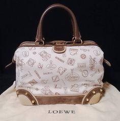 【LOEWE】ロエベ☆ミニボストンバッグ☆160周年限定☆美品☆ - ヤフオク!