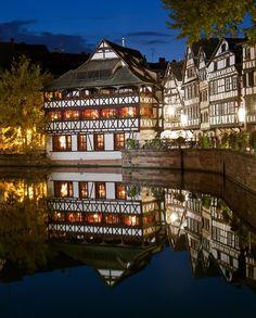 La Maison des Tanneurs in Strasbourg, France