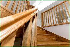 The Drive Curved Staircase - This oak curved staircases is situated in stunning surroundings to give this beautiful home a breathtaking entrance hall. With contemporary stop chamfered balustrade and traditional cut-string construction, the two blend perfectly to achieve a look which delighted our customer.