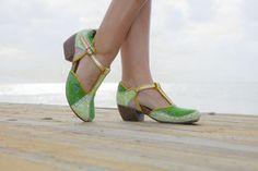 Shop online - PISAVERDE, diseño y producción de calzado ARTESANO