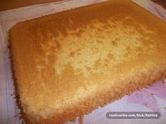 Biskvit za tortu (nepogrešiv);) — Coolinarika