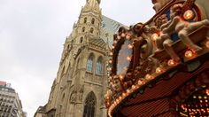St. Stephans Cathedral - Vienna, Austria