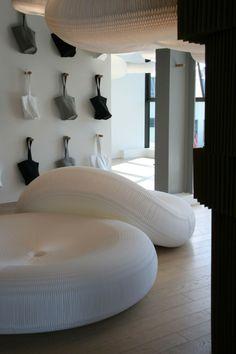 Latest molo design at Superstudio Piú in Milan Home Design Photos