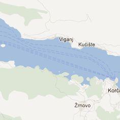 Korcula Hostels Map, Croatia | Hostelworld.com