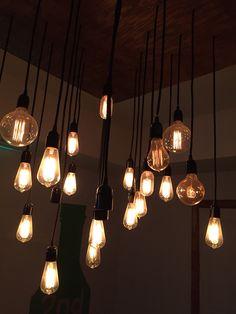 Edison lights