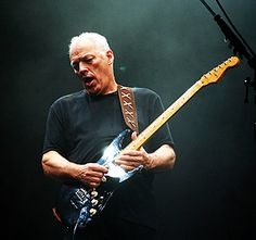 David Gilmour - A Legend in his own time
