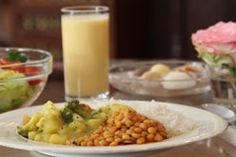 Govinda - die wohlfühloase Vienna, Ea, Austria, Restaurants, Vegetables, Food, Indian Kitchen, Environment, Food Food