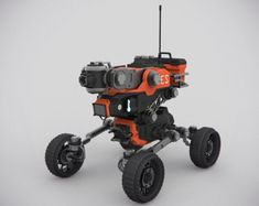 Drone Design : State Emergency Service Drones (UGV)  some cool concepts here: adjustable heigh