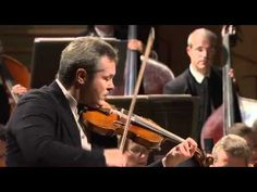 Shostakovich Violin concerto no. 1, part 4 of 4, Repin, P. Järvi, Orchestre de Paris