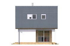 Zobacz powiększenie elewacji bocznej prawej - projekt Stamford Stamford, Outdoor Decor, Home Decor, Decoration Home, Room Decor, Home Interior Design, Home Decoration, Interior Design